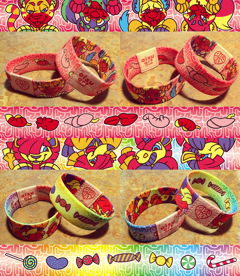 GORE & CANDY GORE BANDS
