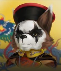 Biomutant Qing Portrait [C]