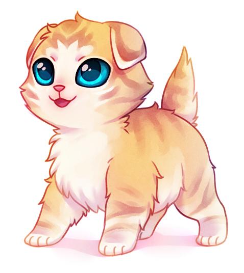 kitten!Arian