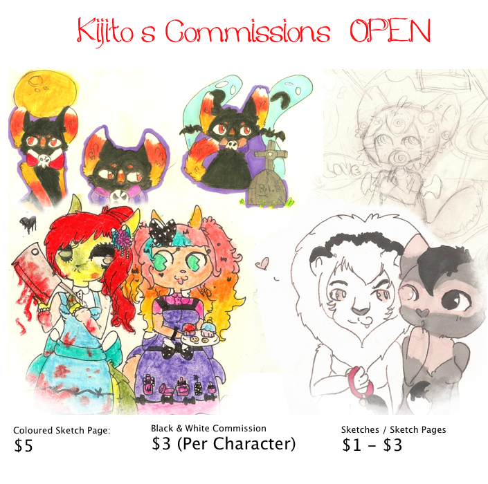 Commissions - OPEN