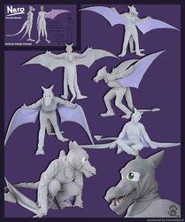 Aerodactyl Costume [2008]