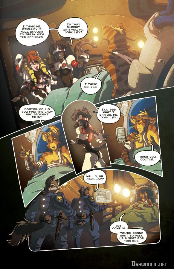 The Sprawl - LOG:03 - Page 131