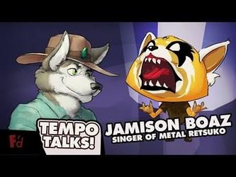 VIDEO: Jamison Boaz FULL INTERVIEW! on Tempo Talks