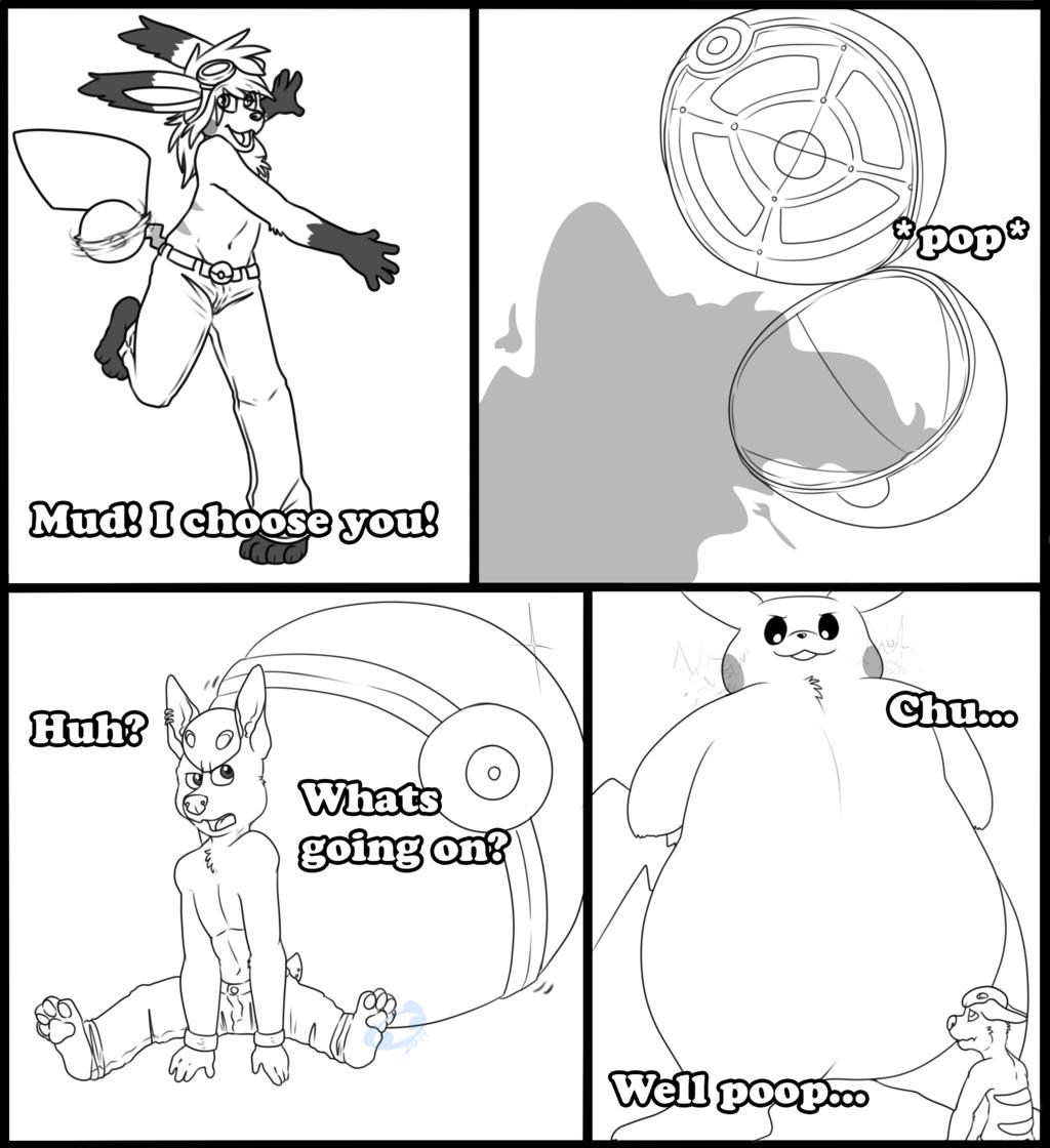 Most recent image: PokeDobie Part 2