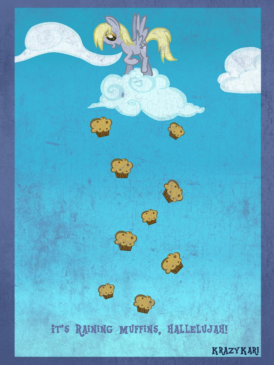 (MLP) Raining Muffins