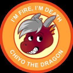 I'm Fire, I'm Death! [Commission]