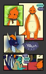 Stuffed: Part 3 - by cRAWRamel