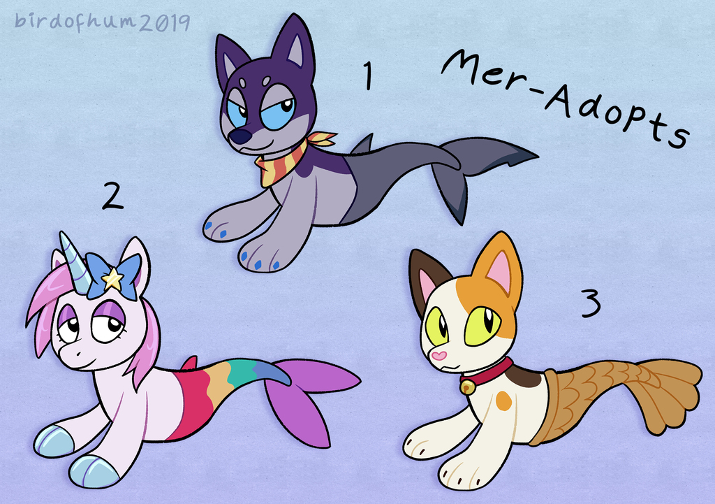 Most recent image: Mermay Mer-Adopts - OPEN