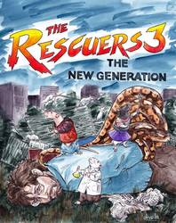 The Rescuers 3 - The New Generation by The Illustrated Rat
