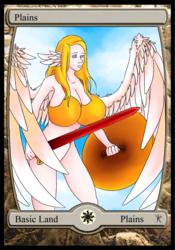 5/5 - Magic Cards Commission - Land set