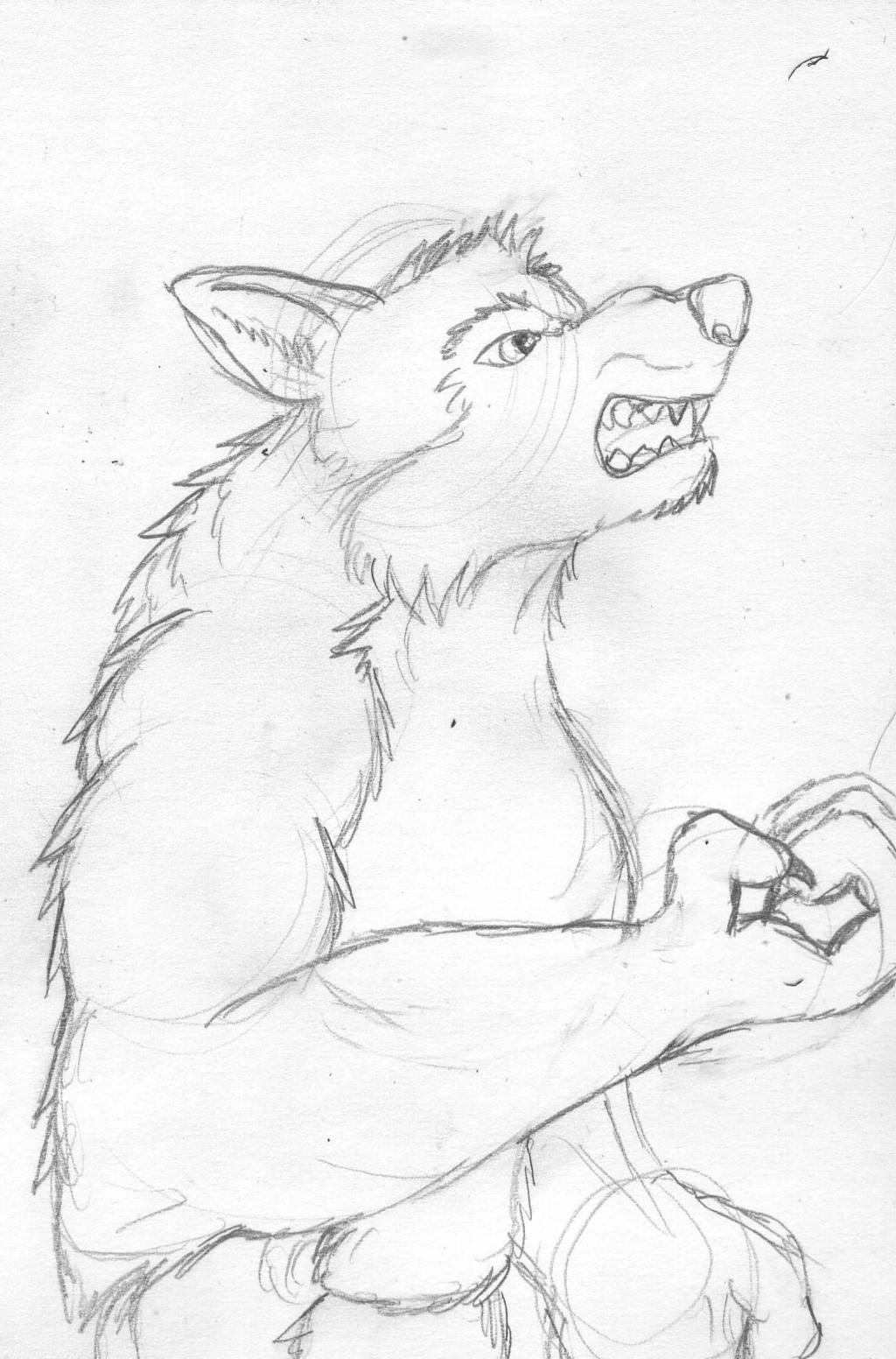 Heartlessfang Sketch