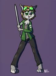 Makanix Lynx [Commission]