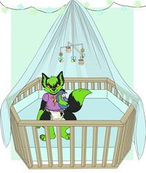Sonar's Crib Time - By Rileykit