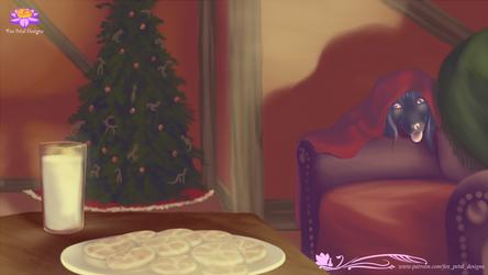 Labbie's Holiday