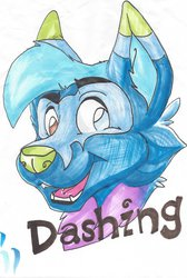 Dashing by Razzy Lee