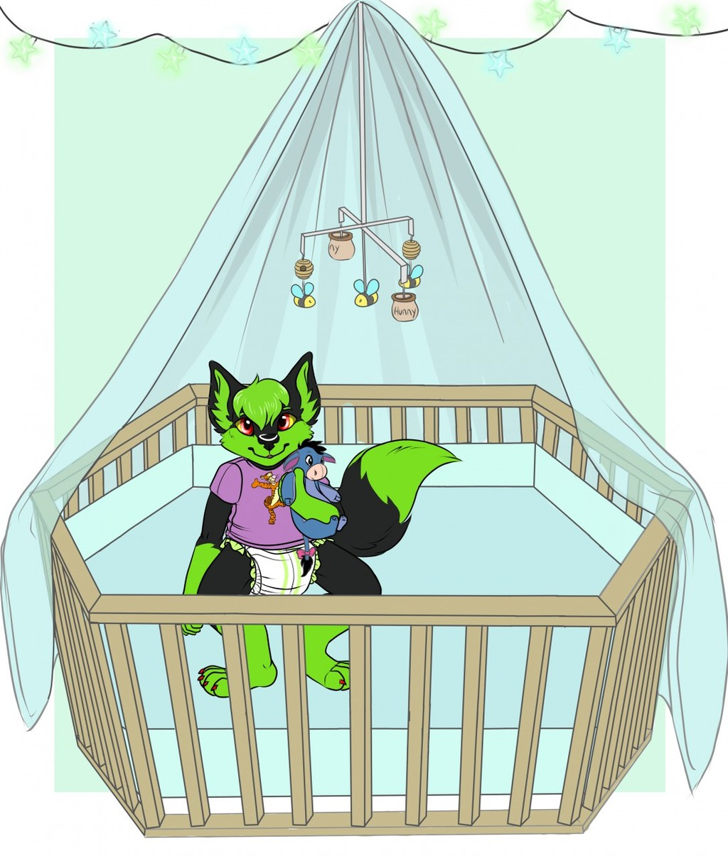 Sonar's Crib Time - By Rileykit