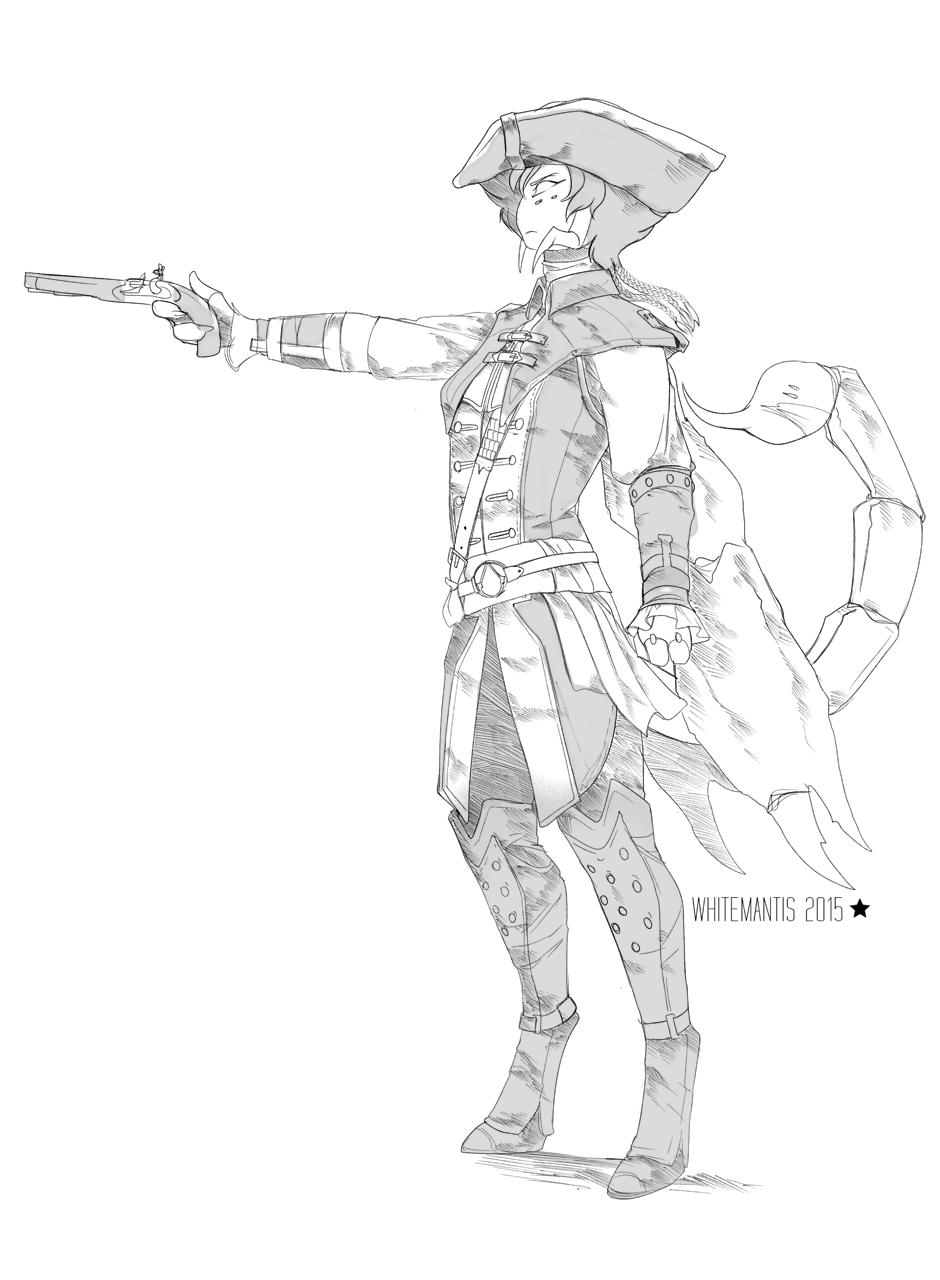 Assassin Scorpion
