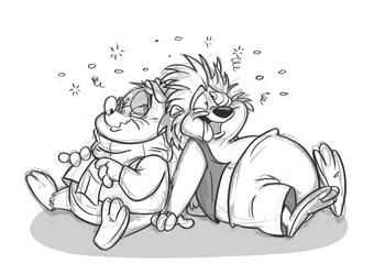 Drunk Furling Boys