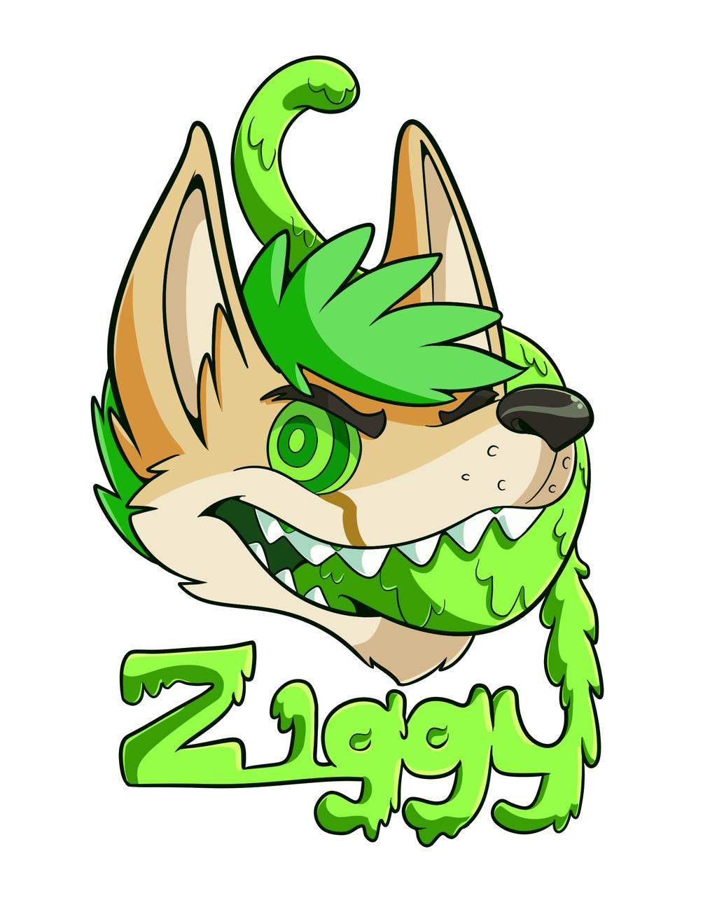 Ziggy Badge