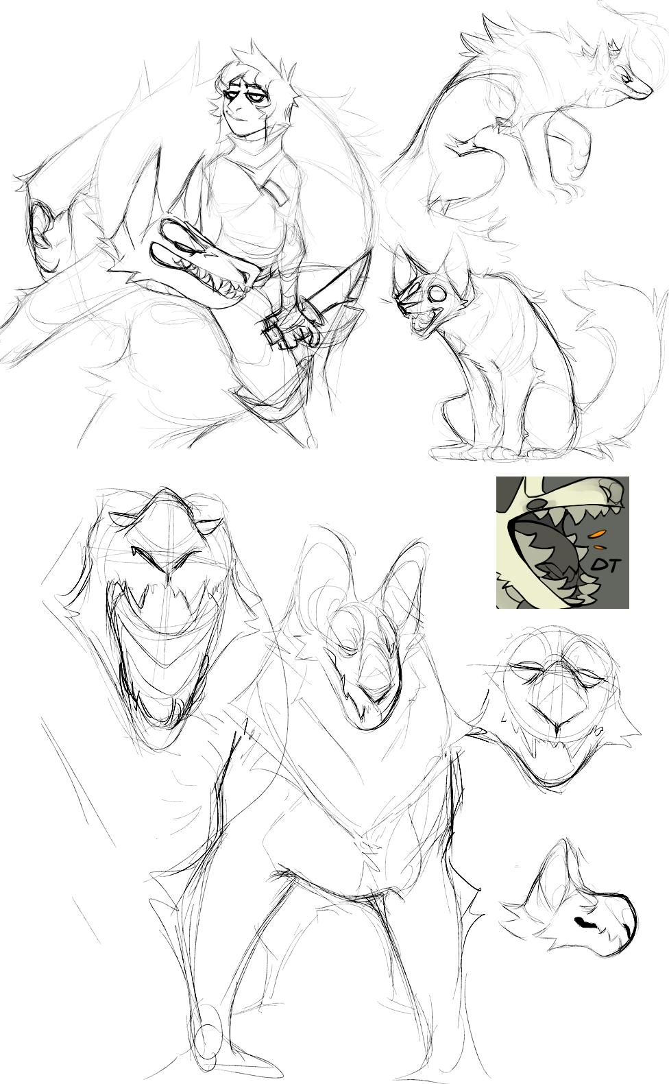 sketch dump no.7
