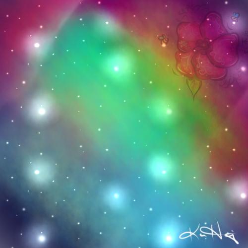 Artober '20 - #5 Galaxy