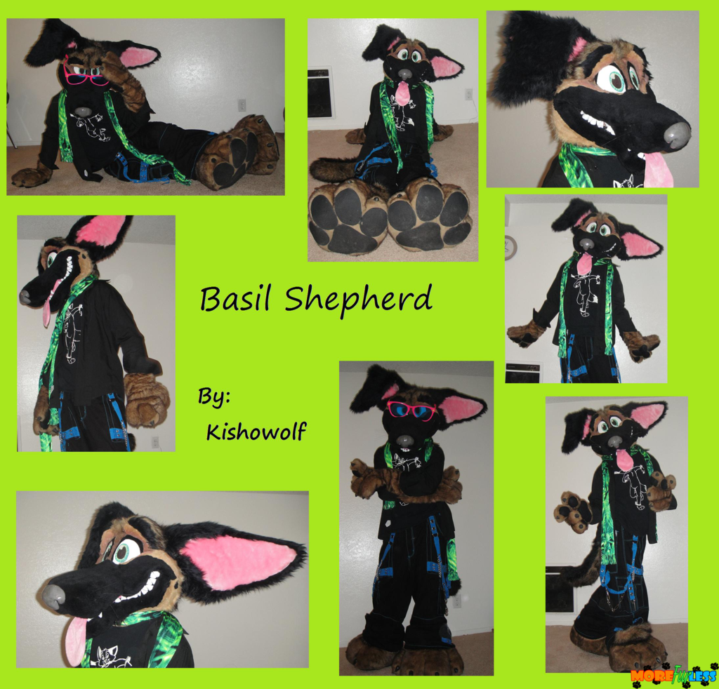Most recent image: Basil Shepherd