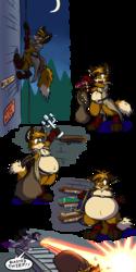 Chubby Thief