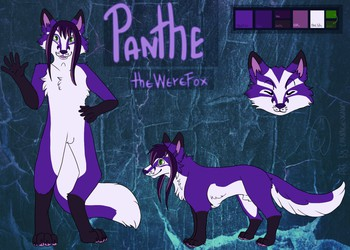 Reference Sheet FurPanth