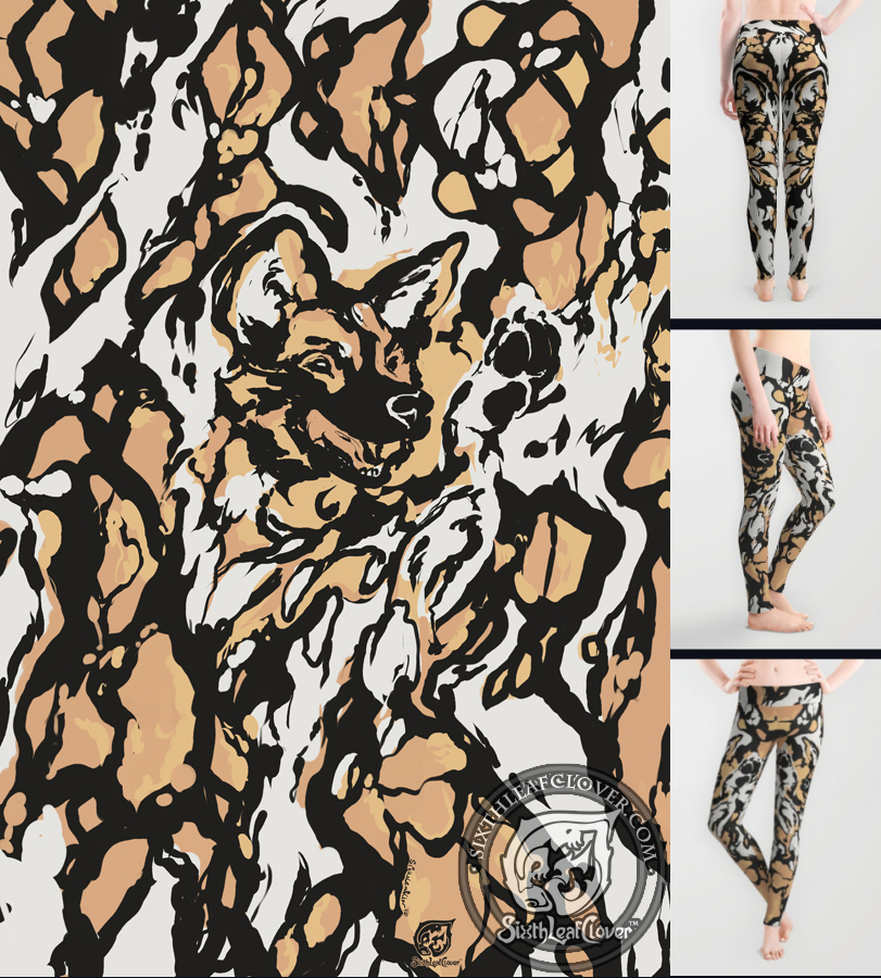 The Painted Wild Dog