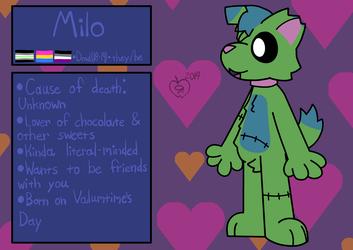 Milo Ref