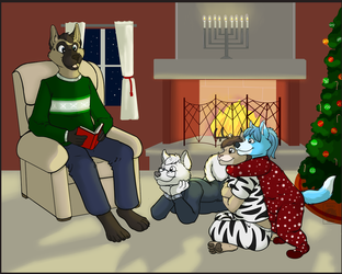 Warmth of the Holidays