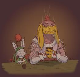 The Tea is Lava
