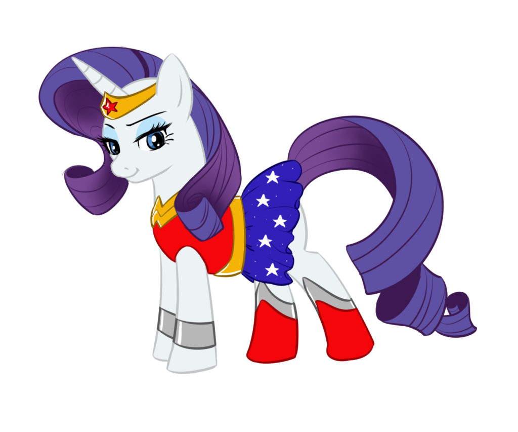 Featured image: Wonder Rarity (Color)
