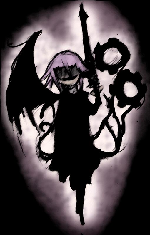 Black-Blooded Terror