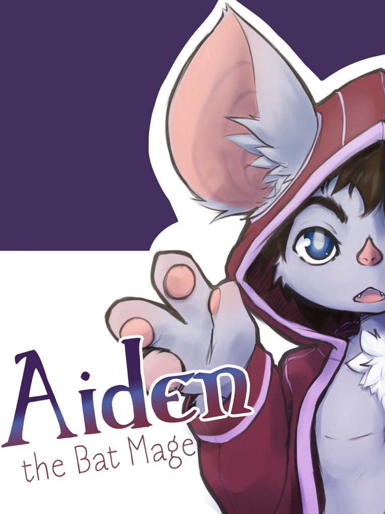 Most recent image: Aiden the Bat Mage