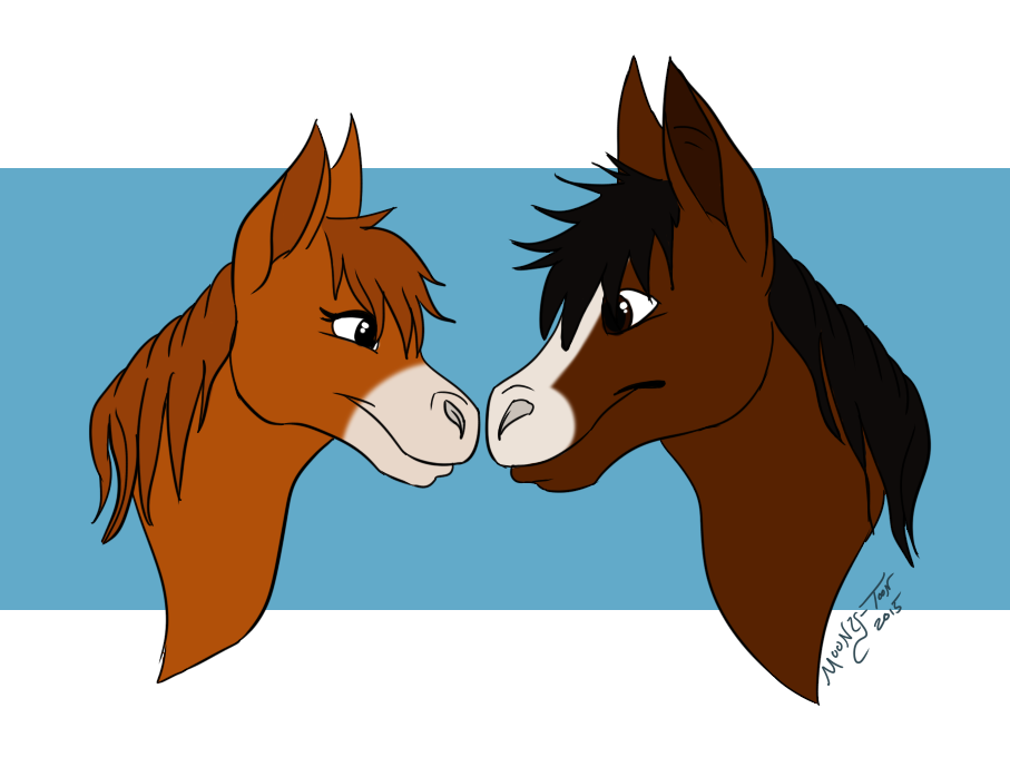 Hozzie and Ewis