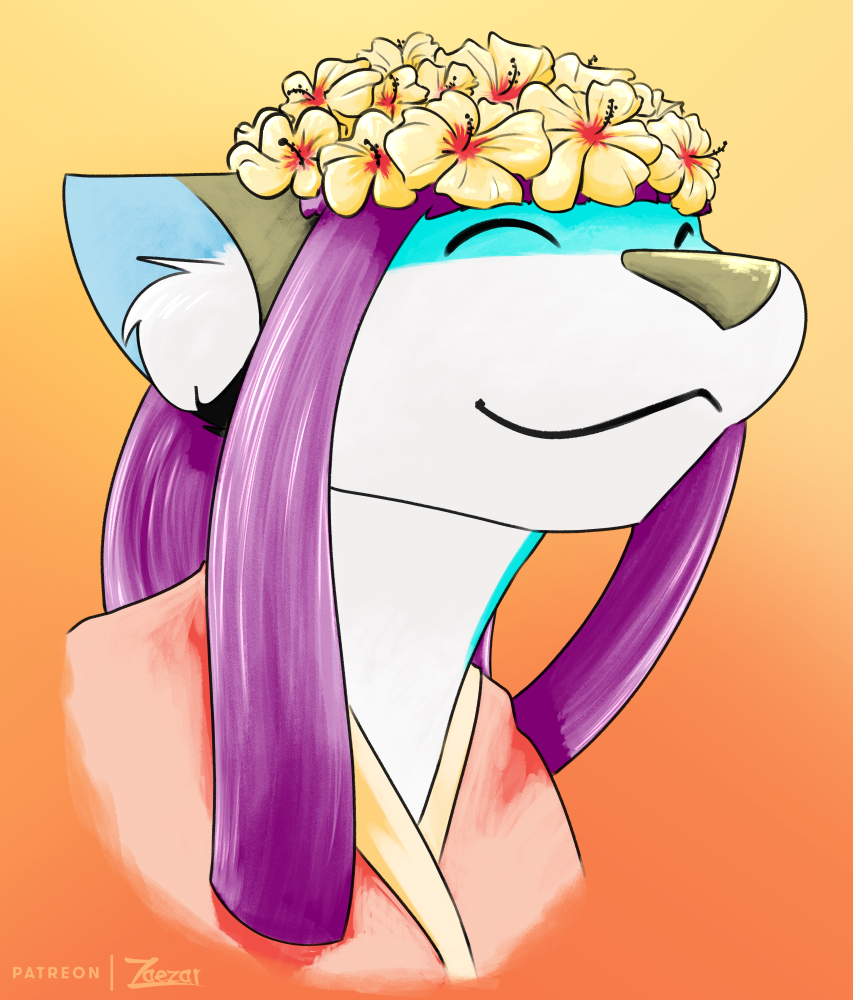 [Patreon] Flower Crown