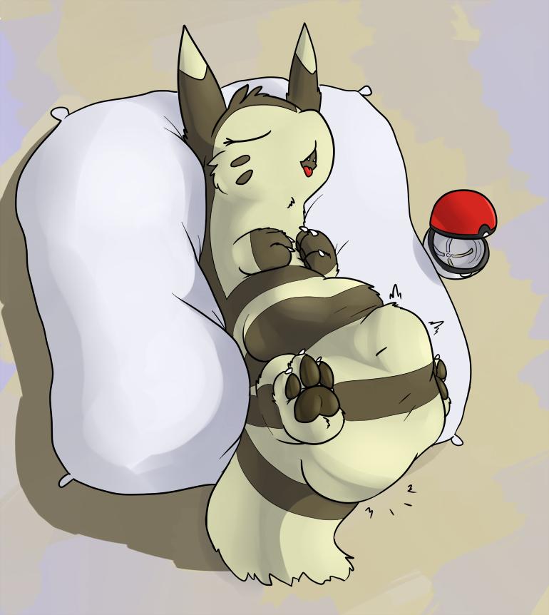 furrets pokemon storage system