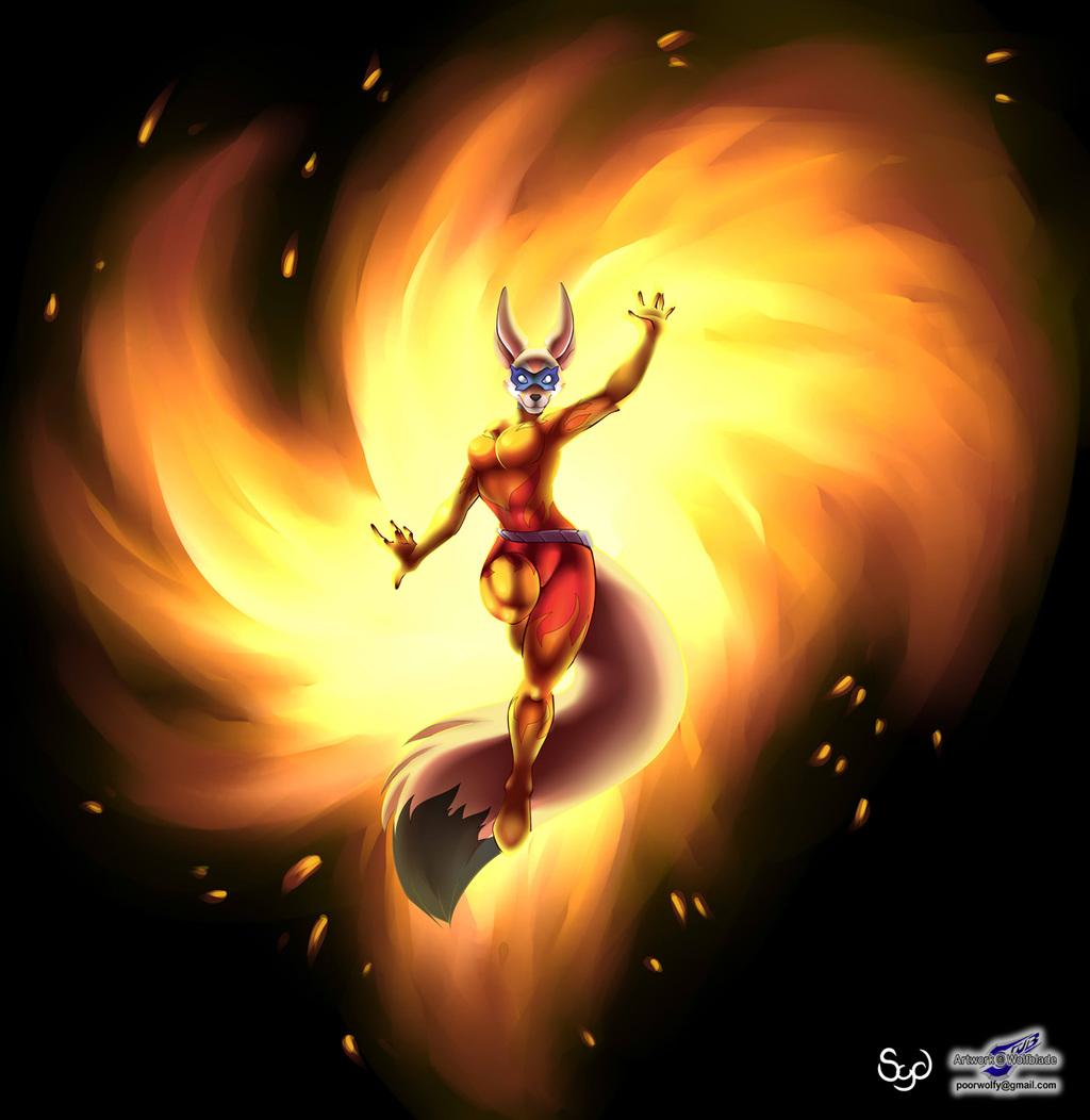 Most recent image: Meet the Hero: Ignition Vixen