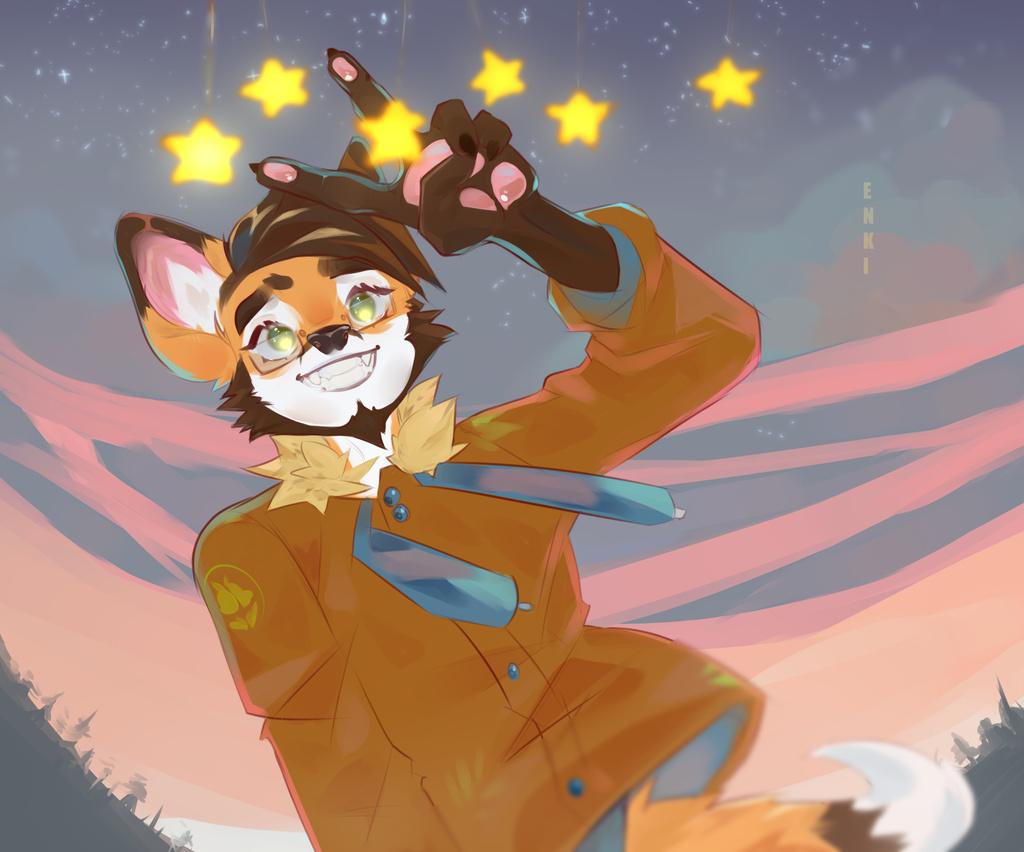 Starfoxxo! *w*