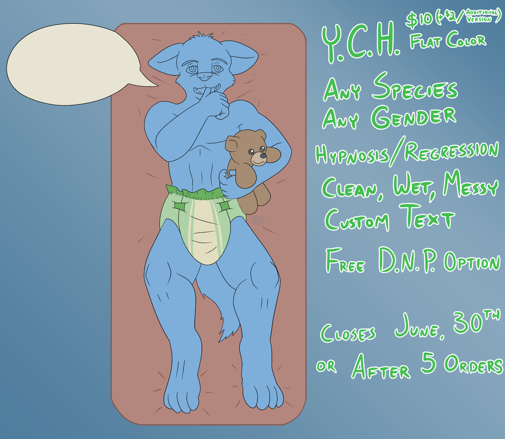 Changing Mat YCH
