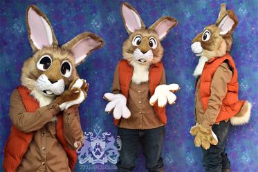 Bunny Partial Suit (for Sale)