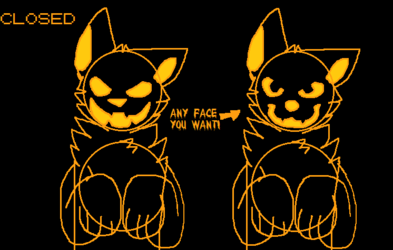 Jack-O-Fur YCH (CLOSED)