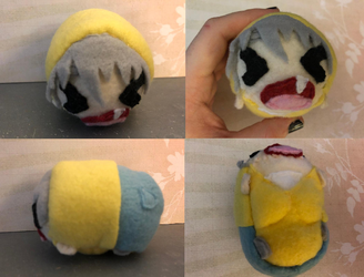 Uzaki-Chan Wants to Hang Out Uzaki Hana Stacking Plush Commission