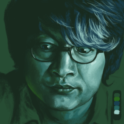 Palette Challenge: Katori Shingo