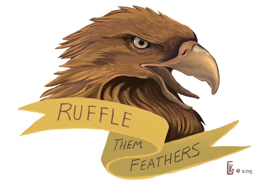 Ruffle Them Feathers