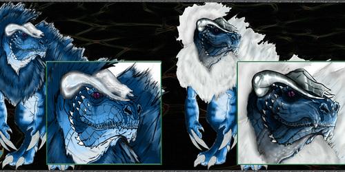Dragon/Tex Hybrid