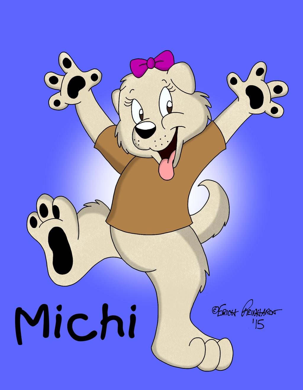 Meet Michi!