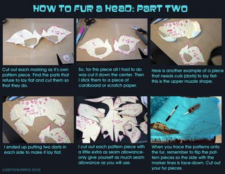 How to Fur a Head: Part Two