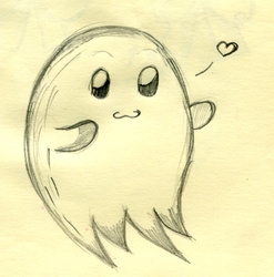 Lovely Ghost